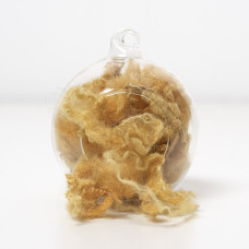 Yellow Wool Curls and Locks 10 Grams