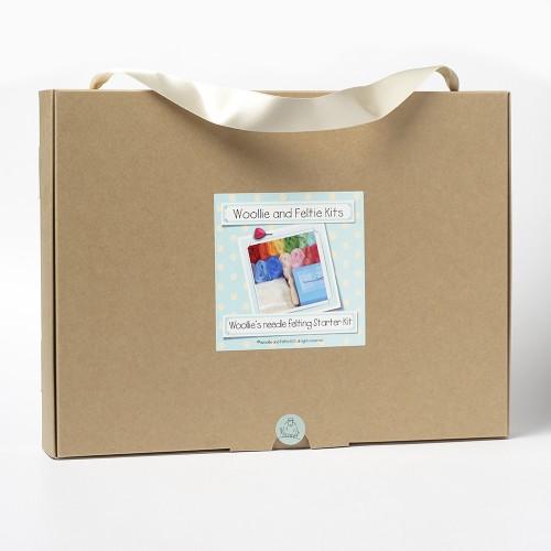 Needle felting kit starter kit