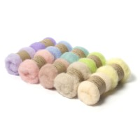 Carded New Zealand Maori Wool Box Set Baby Hues