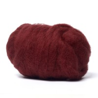 Corriedale Colours Burgundy 25g