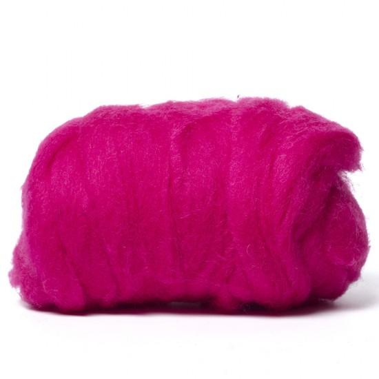 Corriedale Colours Dark Pink 25g