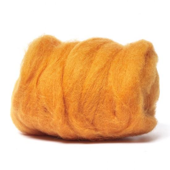 Corriedale Colours Light Orange 25g