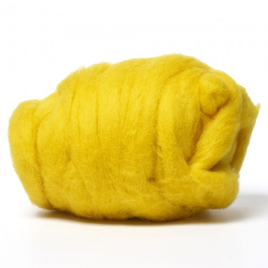 Corriedale Colours Yellow 25g