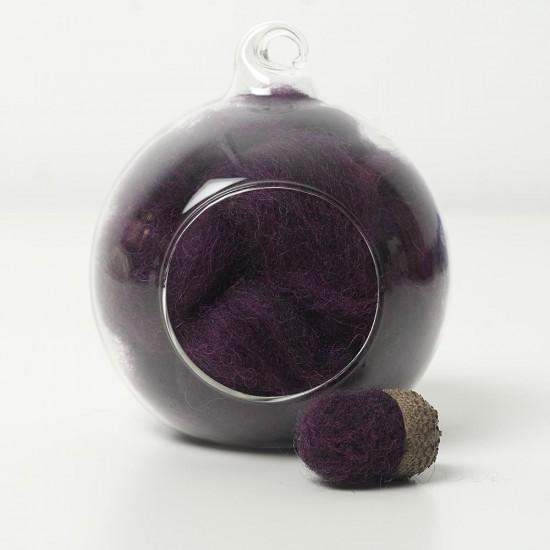 Corriedale Purple 25g