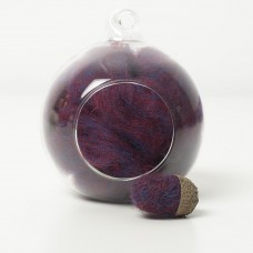 Corriedale Red and Blue 25g