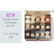 NEW Carded Animal Corriedale Box Set
