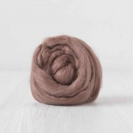Tussah Silk Lace Pink 5 Grams
