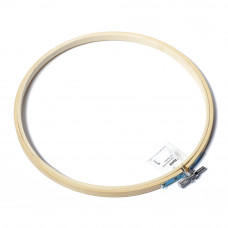 """Trimit Bamboo Embroidery Hoop 7"""""""