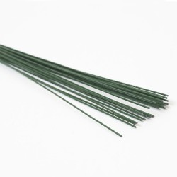 Green Floristry Wire Bundle