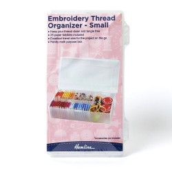 Hemline Embroidery Thread Organiser