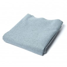 "Highland 100% Wool Fabric Duck Egg Blue 13"" x 13"""