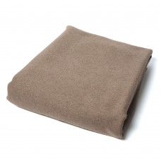 "Highland 100% Wool Fabric Mink 13"" x 13"""