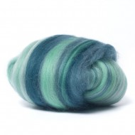 Merino Colour Blends- 25g- Aquas