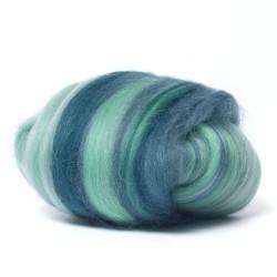 Merino Colour Blends- 25g- Aquas