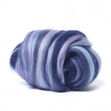 Merino Colour Blends- 25g- Blues