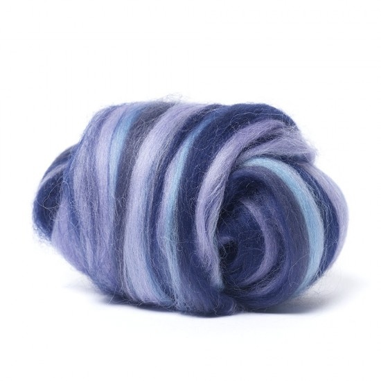 Merino Colour Blends- 25g- Blues