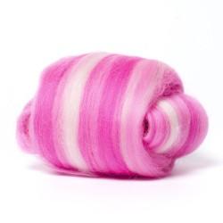 Merino Colour Blends- 25g-Cerise Pink