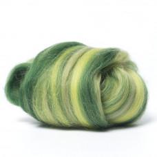 Merino Colour Blends- 25g- Green