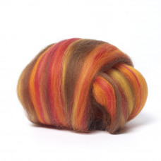 Merino Colour Blends- 25g- Oranges