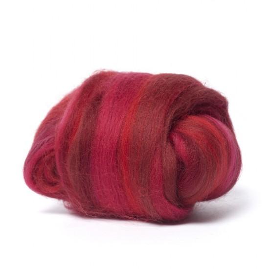 Merino Colour Blends- 25g- Reds