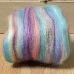 Twinkle Merino Wool Top Unicorn 25 Grams