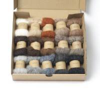 Carded Corriedale Animal Box Set