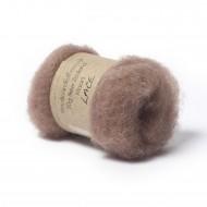 Carded New Zealand Maori Wool -Lace