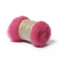 Carded New Zealand Maori Wool -Lipstick
