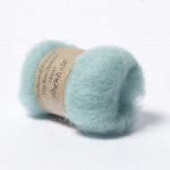 Carded New Zealand Maori Wool -Paradise