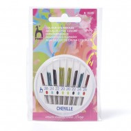 Pony Chenille Colour coded Needles In a Compact for Storage Size 20-26