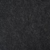 """100% Wool 12"""" Square-Charcoal"""