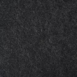 "100% Wool 12"" Square-Charcoal"