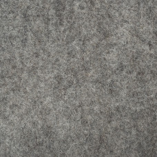"100% Wool 12"" Square-Dark Grey"