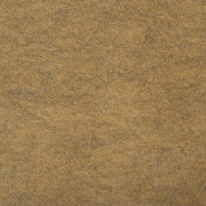 "Wool and Viscose Mix Felt 12"" Square-Amber Flecked"