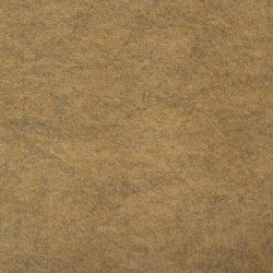 "Wool and Viscose Mix Felt 12"" Square-Marl gold"