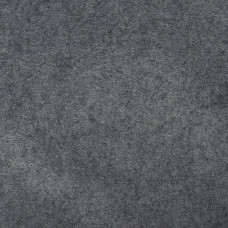 "Wool and Viscose Mix Felt 12"" Square-Grey"