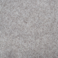 "Wool and Viscose Mix Felt 12"" Square-Grey Flecked"