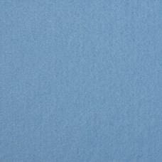 "Wool and Viscose Mix Felt 12"" Square Light Blue"