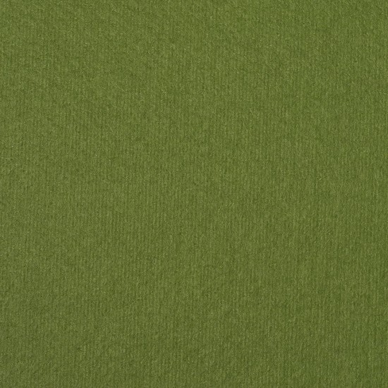 "Wool and Viscose Mix Felt 12"" Square Moss Green"