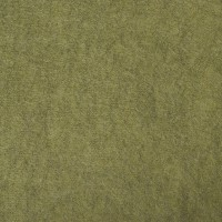 "Wool and Viscose Mix Felt 12"" Square-Olive"