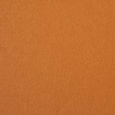 "Wool and Viscose Mix Felt 12"" Square Orange"