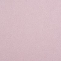 "Wool and Viscose Mix Felt 12"" Square Pale Pink"