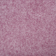 "Wool and Viscose Mix Felt 12"" Square-Pink Flecked"