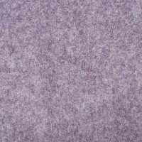 "Wool and Viscose Mix Felt 12"" Square-Purple Flecked"