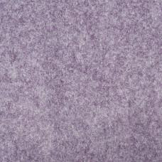"Wool and Viscose Mix Felt 12"" Square-Purple Flecked"