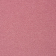 "Wool and Viscose Mix Felt 12"" Square Rose Pink"