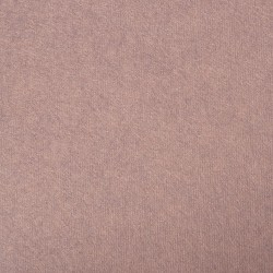 "Wool and Viscose Mix Felt 12"" Square-Marl Dusty Pink"