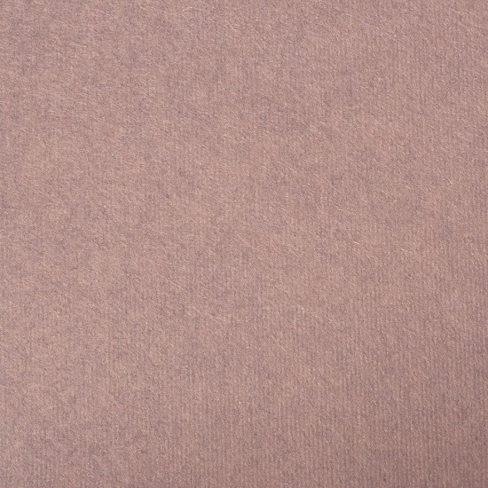 """Wool and Viscose Mix Felt 12"""" Square-Marl Dusty Pink"""