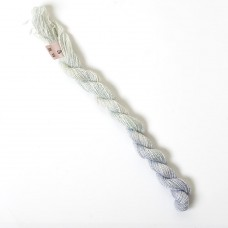 Hand Dyed Spun Silk with Flames Thread-25