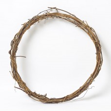 Natural Vine Wreath 8""